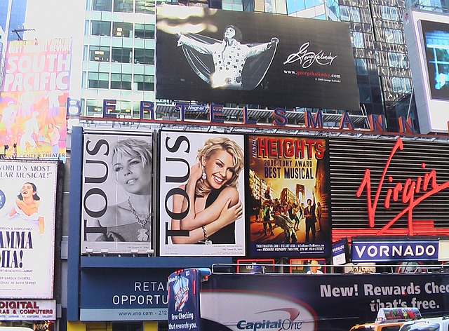 broadway time square